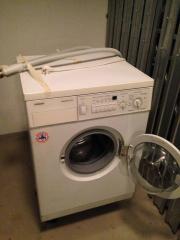 Waschmaschine abzugeben