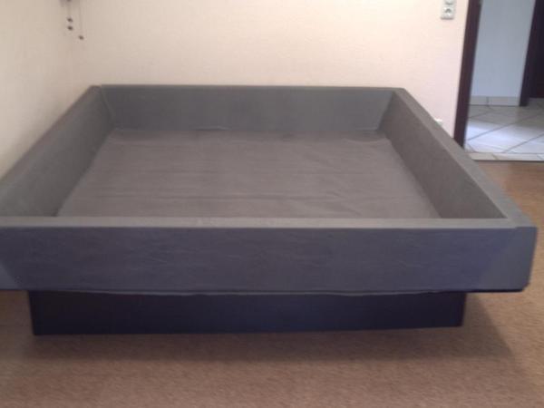 Wasserbettschaumstoffrahmen - Gr 180x200cm