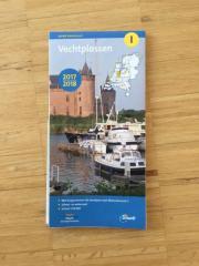 Wasserkarte Amsterdam und
