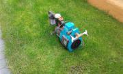 Wasserpumpe Gardena mit Filter und Schlauch gebraucht kaufen  Tauberbischofsheim
