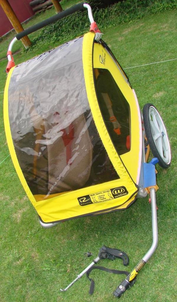 Weber Ritschie 2 Multi-Sports-Stroller