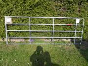 Weidezauntor 2 05m - 3m Neu