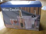 Wein-Kühler bzw Sektkühler Kühler Flaschenkühler