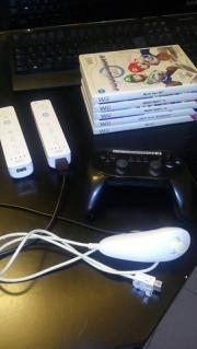 Wii Konsole inkl.