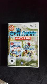 Wii Schlümpfespiel