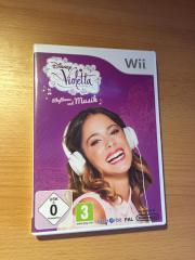 Wii Spiel Violetta!!