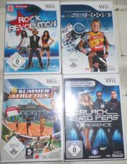 Wii Spiele - auch