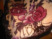 wirklilch riesige Decke mit Rosenmuster