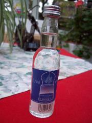 Wodka 4 cl Flaschen 34