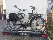 Wohnmobil Fahrradträger / Rollerträger