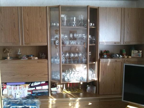 81 wohnzimmerschrank eiche rustikal verkaufen for Wohnwand schrank