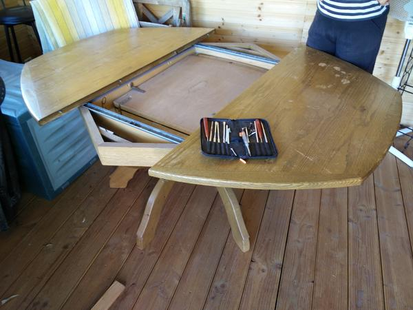 Wohnzimmer Esstisch Massivholz Sonstige Wohnzimmereinrichtung