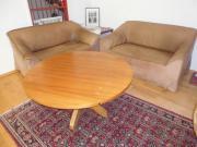 Wohnzimmer Leder Couch,