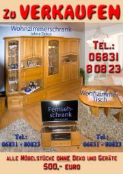 Wohnzimmerschrnke Anbauwnde In Saarbrcken