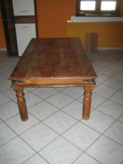 Gedrechselte tischbeine haushalt m bel gebraucht und for Esszimmertisch mit marmorplatte