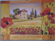 Wunderschönes Toskana-Bild