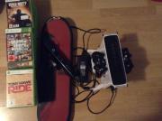 XBOX 360 +Kinect +