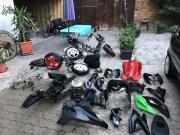 Yamaha Aerox Teile