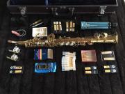Yamaha Sopran Saxofon